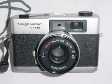 Voigtlander VF 135 35mm FILM RANGEFINDER CAMERA WITH 40mm F/2.3 LENS