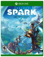 Project Spark: Starter Pack  (Microsoft Xbox One, 2014)