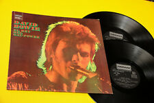 DAVID BOWIE 2LP EL REY DEL GAY POWER 1°ST ORIG SPAIN 1973 NM !!!!!!!!!!!!!!!!!!!