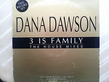 Dana Dawson -  3 is Family - The House Mixes