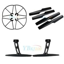 Original Spare Parts Protector Propellers Landing Skid For JXD 509G RC Drone