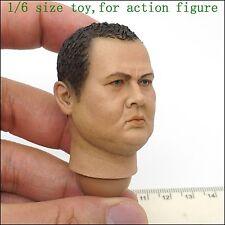 L32-54 1/6 scale L32-54 ZCWO police head sculpture