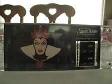 NEW SNOW WHITE DISNEY'S-EVIL QUEEN EDITION #2602- 35mm COLLECTION