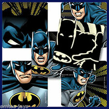 Batman Stickers - Glow in the Dark - Birthday Party Favours - Justice League