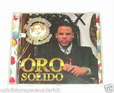 El Presidente del Merengue by Oro Solido (CD, Aug-1998, Platano Records Corp)