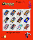 RETRO CARTOON PHONE CASES TO FIT IPHONE 4 4S & 5 5S 5C & 6 SAMSUNG S3 S4 S5
