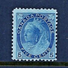 1898 Canada Scott #80 Unused ~ Sc CV = $190.00 ~ Maple Leaf/Numeral Combo Issue