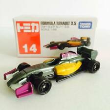 Takara Tomy Tomica No.14 Formula 1 Renault 3.5 ( Pulple / Yellow ) - Hot Pick