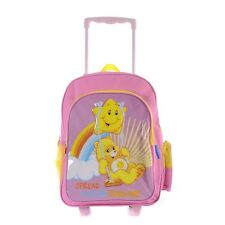 Care Bears Children's Trolley Backpack, 46 Cm, 12 Liters, Pink - Bag Childrens