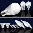 LED Leuchtmittel Sparlampe GU10 E14 E27 G9 G4 Lampe Glühbirne Strahler
