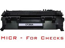 Compatible MICR Toner Cartridge (CF280A, 80A) for HP LaserJet Pro 400 M401