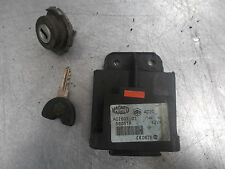 PIAGGIO BEVERLY B 125 IMMOBILISER KEY IGNITION LOCK SET ECU