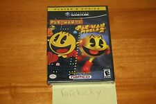 Pac-Man vs./Pac-Man World 2 (Gamecube) - NEW SEALED Y-FOLD, MINT, RARE!
