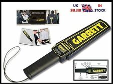 Portable Hand Held Metal Security Detector Super Scanner Wand *Garrett*