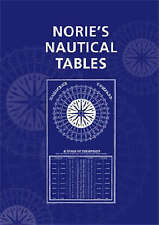 Norie's Nautical Tables 2007, George Blance