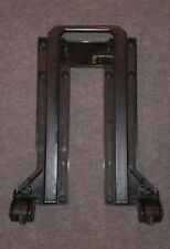 Rolling wheeled handle with hex screws only .. off of a Pelican Hardigg case