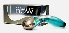 Azzaro Now For Men Eau de Toilette 1.7oz 50ml  + Free Fragrance Samples
