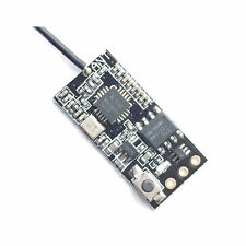 FS 2.4GHz 6CH Micro Receiver PPM Signal Output 1g 5V Compatible with FS FLYSKY