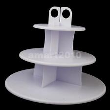 3-Tier 42-Hole Plastic Cake Pop Lollipop Wedding Party Cupcake Display Stand