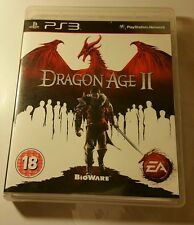 DRAGON AGE 2 II PS3 Very Good UK PAL Version Game Sony PlayStation 3 ORIGINS