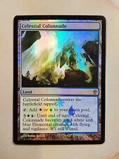 CELESTIAL COLONNADE FOIL LAND PROMO SINGLE WORLDWAKE MAGIC THE GATHERING MTG