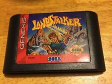 LANDSTALKER TREASURES OF KING NOLE --- SEGA GENESIS