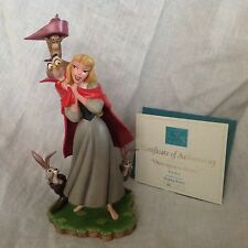 WDCC Disney Sleeping Beauty Briar Rose ONCE UPON A DREAM LE figurine-MIB w/ COA