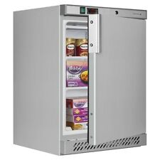 STAINLESS STEEL CATERING COMMERCIAL  UNDERCOUNTER FREEZER TEFCOLD @ £352+Vat