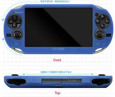 (Clearance) Colorful Silicone Skin Soft Case Cover For Sony PS Vita PSV 1000