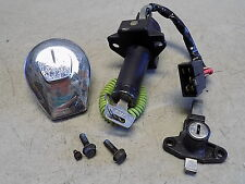 82 Honda V45 Magna VF 750 C Lock Set w/ Key Ignition Switch Gas Cap Helmet Seat