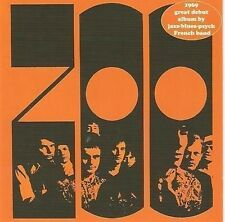 "Zoo (French Prog Band):  ""S/T"" / '69 Jazz-Blues-Psych  (CD)"