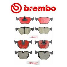 Brembo Brake Pads (Front & Rear) BMW E46 330i 300ci 330xi X3 New