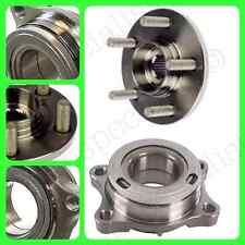FRONT WHEEL HUB & BEARING KIT SET FOR INFINITI G35X G35X SEDAN 2004-2006 AWD NEW