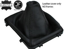 BLACK STITCH LEATHER MANUAL GEAR BOOT 5 & 6 SPEED FITS HOLDEN VY VZ COMMODORE