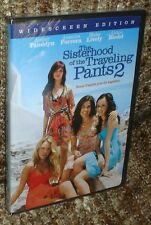 THE SISTERHOOD OF THE TRAVELING PANTS 2, NEW AND SEALED, WIDESCREEN EDITION