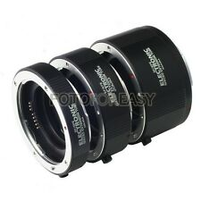 AF Automatic Macro Extension Tube 13mm+20mm+36mm Set DG for Kenko CANON EF EF-S