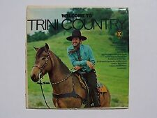 Trini Lopez - Welcome To Trini Country Vinyl LP Record Album RS 6300