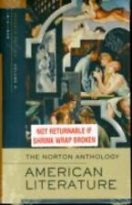 The Norton Anthology of American Literature, Seventh Edition: Volume D: 1914-194