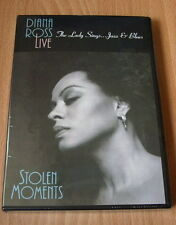 Diana Ross - Stolen Moments The Lady Sings NEW DVD