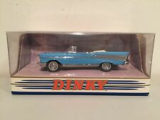VINTAGE 1993 MATCHBOX DINKY 1957 CHEVROLET BEL AIR CONVERTIBLE DY027/B BOXED!