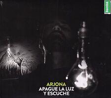 Ricardo Arjona Apague La Luz y escuche CAJA DE CARTON New Nuevo Sealed