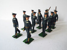 BRITAINS AUSTRALIAN RAAF X 13 PIECES SATIN 54MM LOOSE EXCELLENT (BS1246)