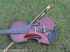 NEW FULL SIZE ACOUSTIC/ELECTRIC  4/4 ROTHENBURG VIOLIN -WITH CASE AND BOW