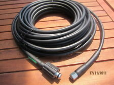 NEW 30M HIGH WATER PRESSURE CLEANER HOSE EXTENSION