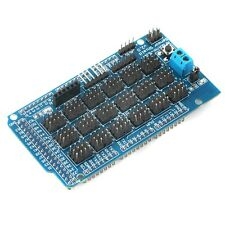 New Sensor Shield V2.0 Board For Arduino Mega2560 R3 ATmega16U2 ATMEL AVR BY