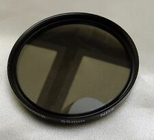 Bower 55mm ND4 Neural Density ND X4  filter  - - - --  Free Shipping worldwide