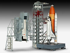 Revell - Launch Tower & Space Shuttle, Massstab 1:144, 04911