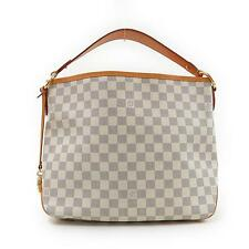 Authentic LOUIS VUITTON Damier azur Delightful PM N41447  #260-001-727-1820