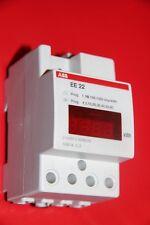 ABB EE22 MINI-Meter Digitaler Energieverbrauchszähler EE 22