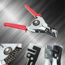 Automatic Flat Nose Wire Stripper Cable Wire Stripper Stripping Crimper Plier